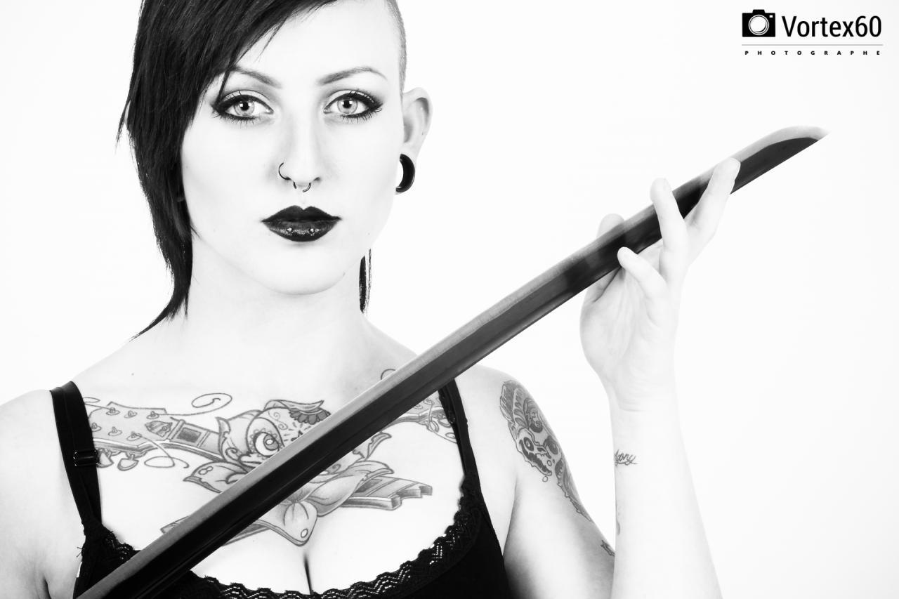Black And White by Vortex60 photographe