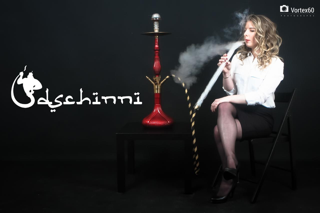 Hookah Narguile Dschinni Baba