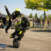 Fete de la Moto Beauvais Titane Team Acrobatie
