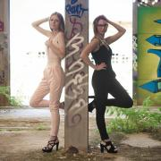 Urbex girls by vortex60 photographe