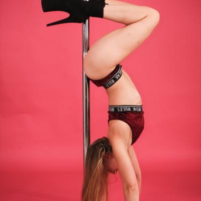 Elena Janès - Pole Dance by vortex60 photographe