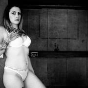 Girls and Urbex - Aline_DMCK By Vortex60 Photographe