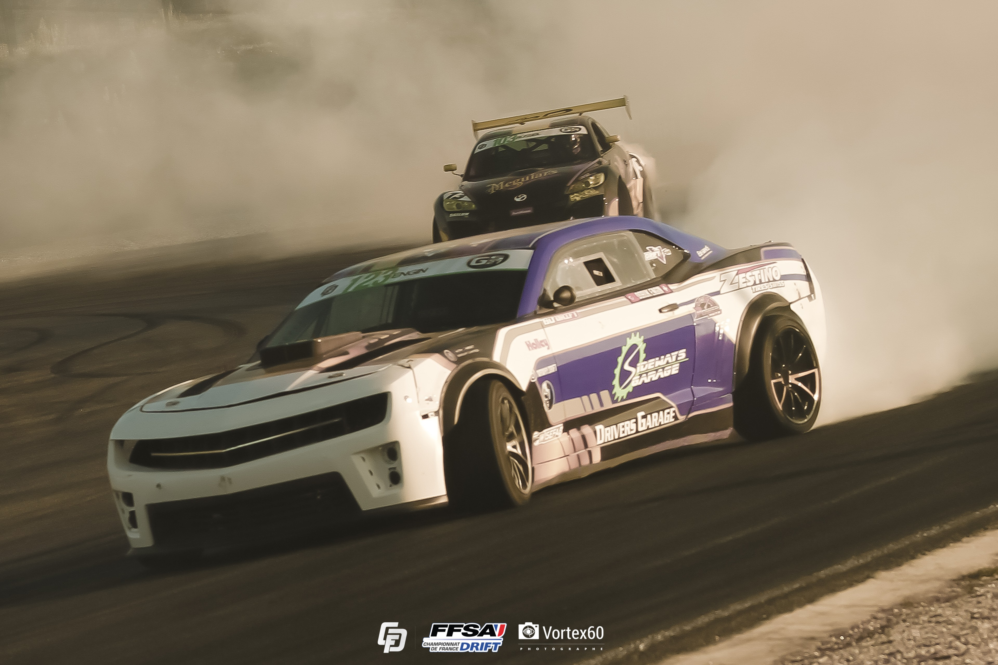 Championnat de France de Drift - ENGIN Doruk