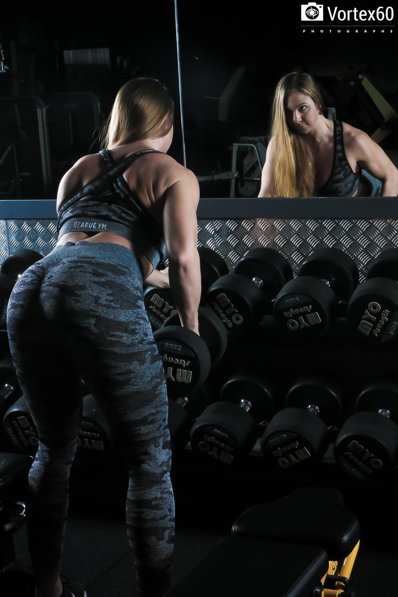 girls and Sport - Angeline by Vortex60 Photographe