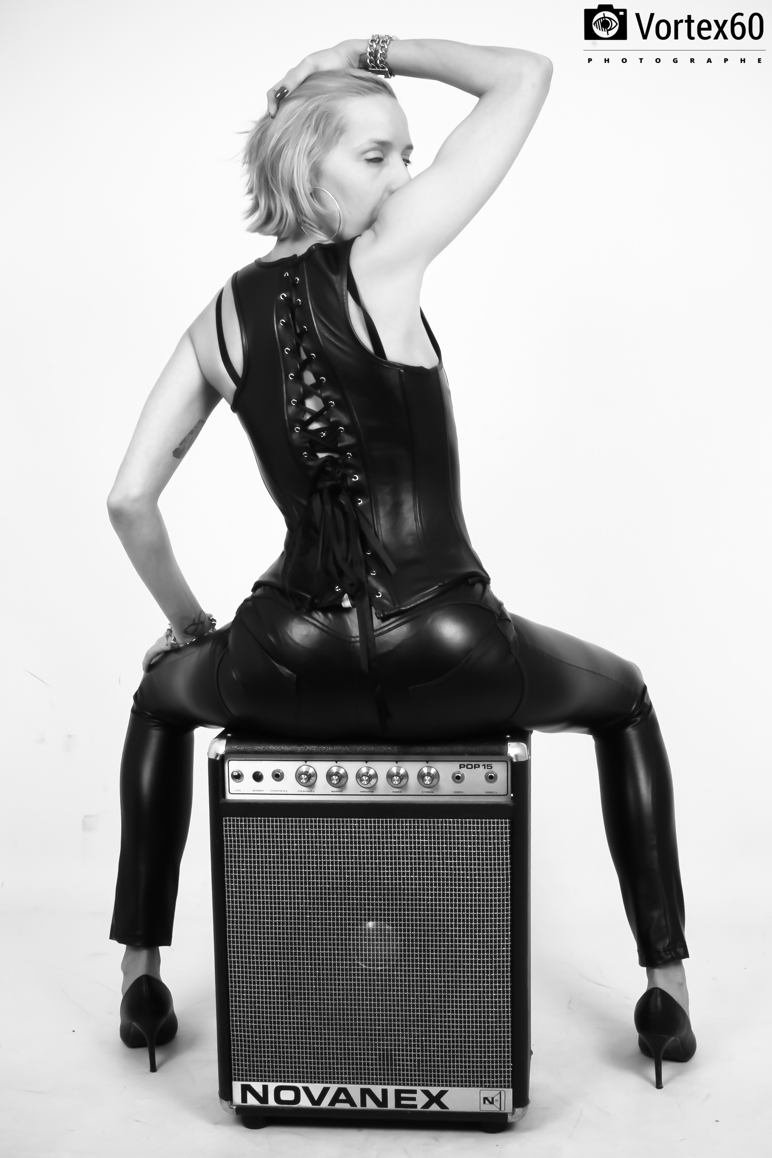 Girls and Rock - Miss Gonzo by Vortex60 Photographe