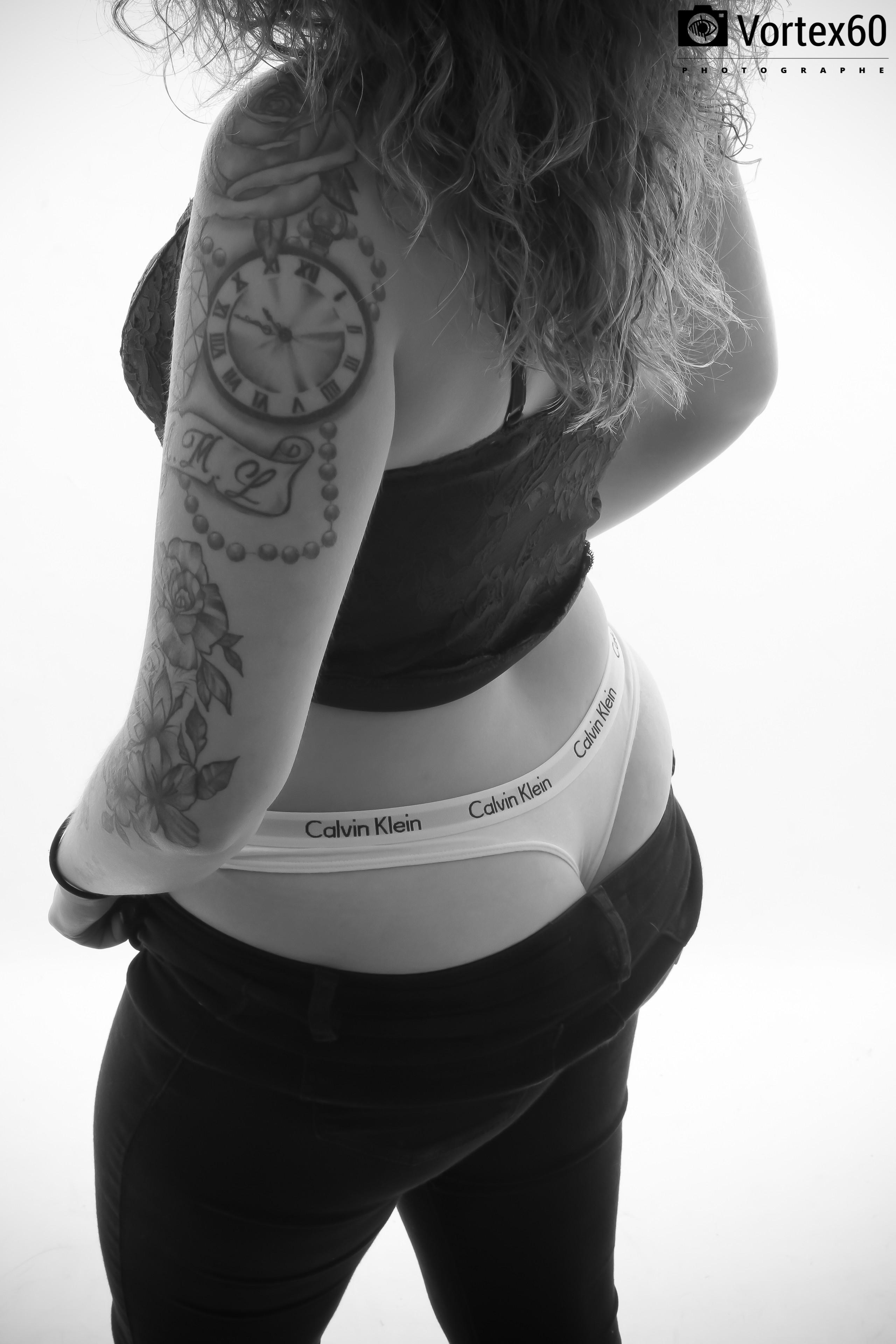 Calvin Klein and Tatoo by Vortex60 Photographe