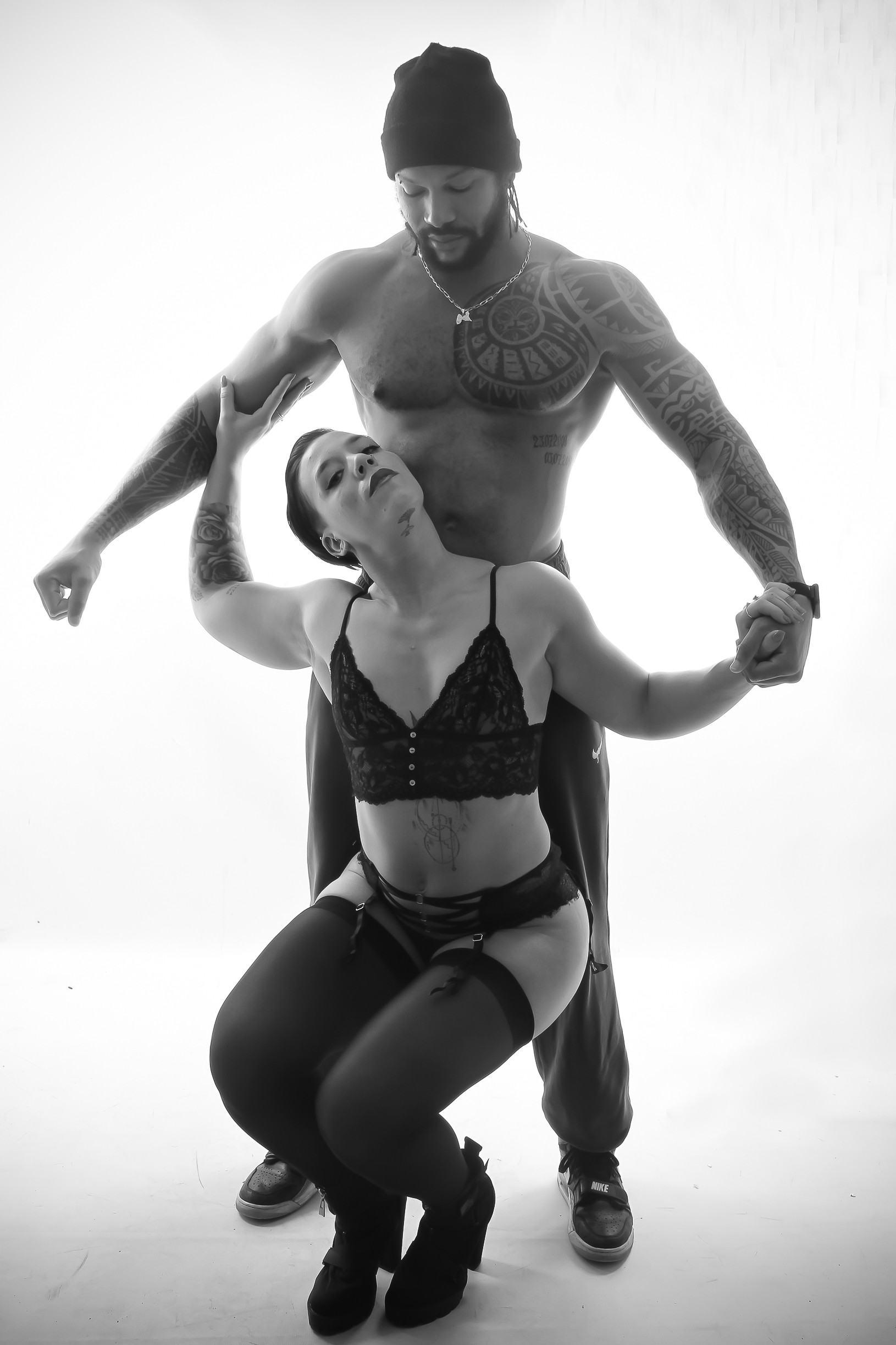 Duo Sexy - tiiamada / andy.971972  by Vortex60 Photographe