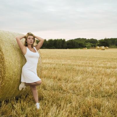 Dans les champs - kassy_modele By Vortex60 Photographe