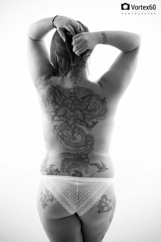 Lola Monmarthe - Girls Tatoo by vortex60