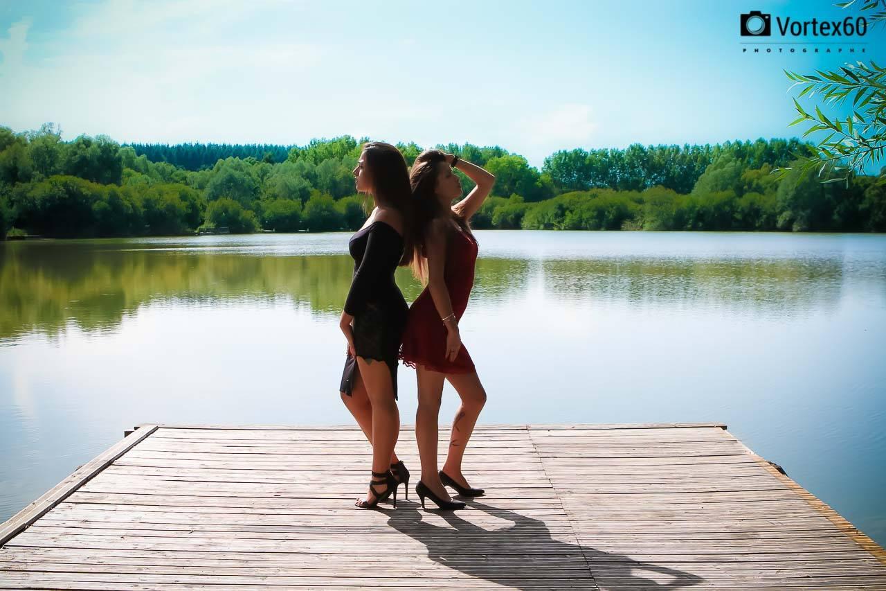 Maiana Brcht Lau Vlrd - Au bord de l'eau by vortex60 photographe
