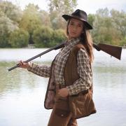 Julie Lecoufflard Julie Lecoufflard #chasse : la chasseuse by vortex60 photographe